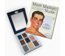THE BALM MEET MATT(e) NUDE EYESHADOW-9 COLOURS