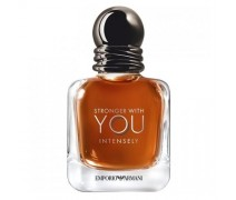 Emporio Armani Stronger With You İntensely Edp Tester Erkek Parfüm 100 Ml