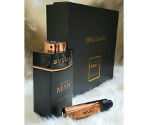 Bvlgari Man In Black EDP Outlet Erkek 100 ml Kalemli Parfüm Seti