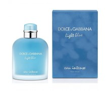 Dolce Gabbana Light Blue Eau İntense Edp Erkek Parfüm 125 Ml