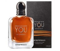 Emporio Armani Stronger With You İntensely Edp Erkek Parfüm 100 Ml