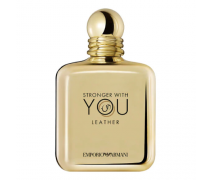 Emporio Armani Stronger With You Leather Edp Tester Erkek Parfüm 100 Ml