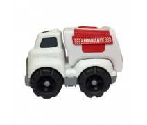 Mgs Smart Wheels Ambulans Araba 35 Adet