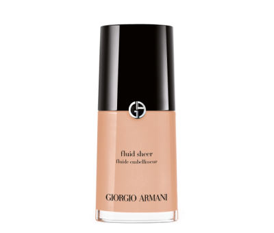 Giorgio Armani Fluid Sheer Foundation 02