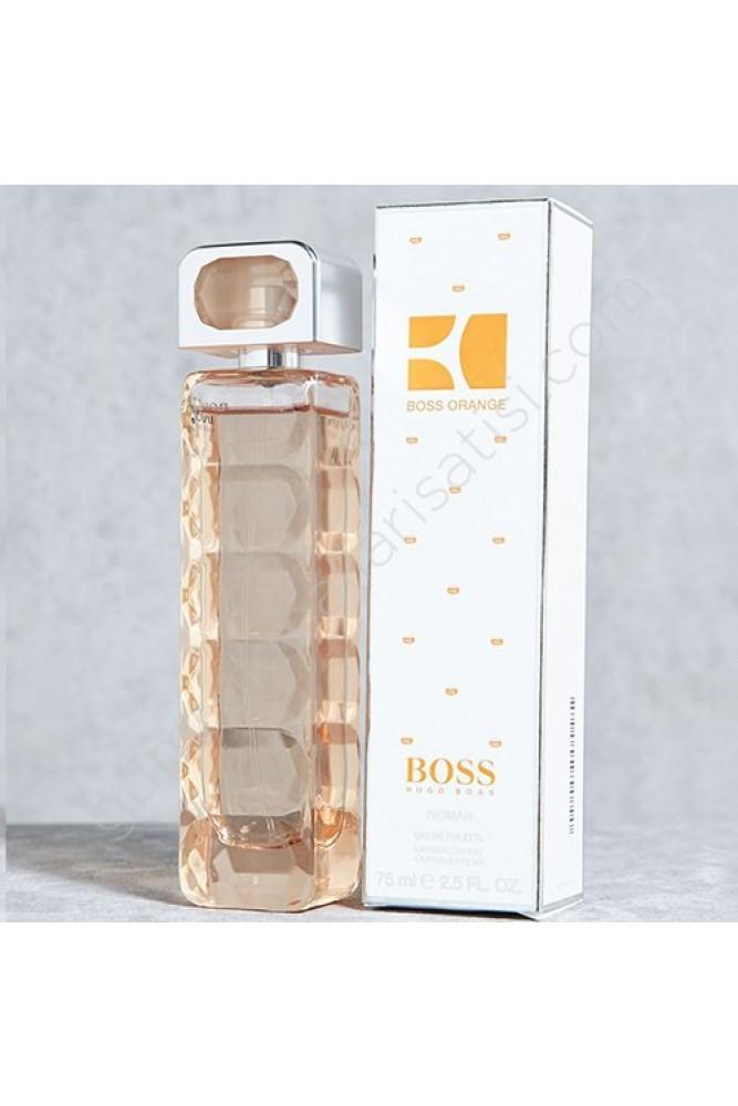 Hugo Boss Orange Edt Outlet Kadın Parfüm 75 Ml En Uygun Fiyatlarla